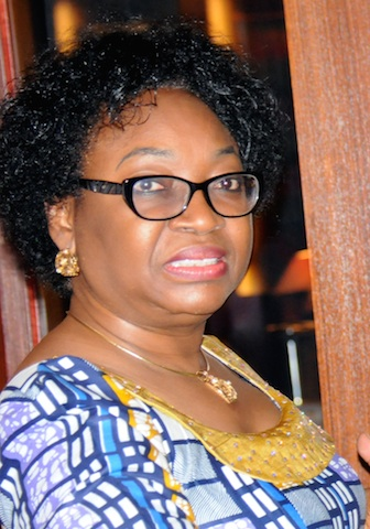 Mrs Winifred Oyo-Ita