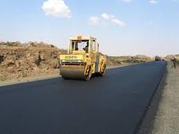 Nasarawa state on Road Consruction.