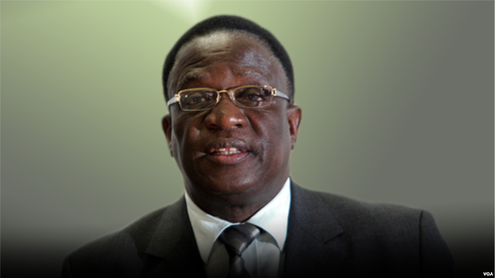 President of Zimbabwe Emerson Mnangagwa says election to hold in 5 months