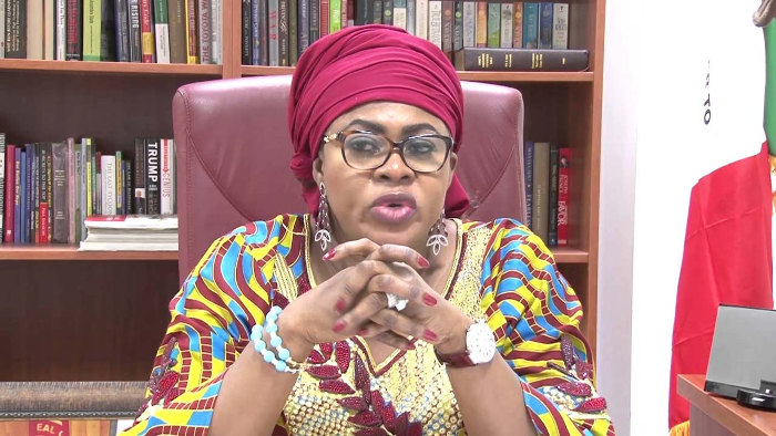 Senator Stella Oduah dismisses defection rumour