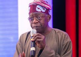 Tinubu speaks on Democracy