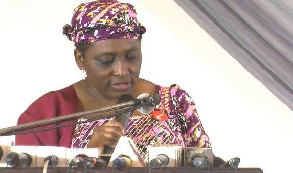Country Director ActionAid Nigeria, Mrs Ojobo Atuluku