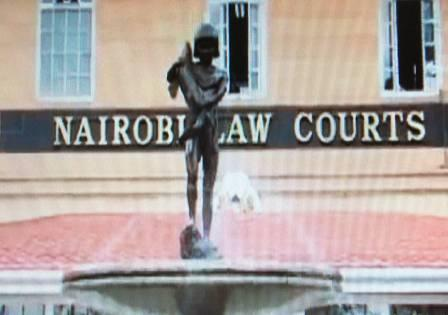 Nairobi law court, Kenya